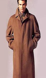 Mens Overcoats : Mac Doulani Studio